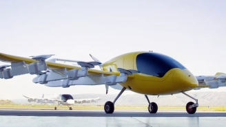 Google Co-Founder-Backed Kitty Hawk Company Unveils Cora, An Electric Autonomous Flying Taxi
