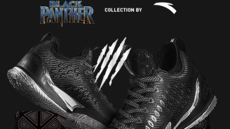Klay Thompson Debuted His New ANTA KT3 'Black Panther' Sneakers; Here's How To Cop A Pair