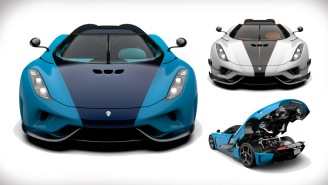 These Two New $1.89 Million, 1500 HP Koenigsegg Regeras Are The Most Luxurious Hypercars Ever