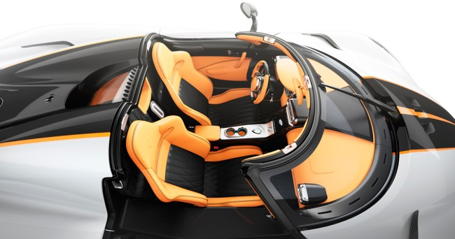 Koenigsegg Regera Elegance Ghost GIMS