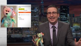 John Oliver Explains Cryptocurrencies With Beanie Babies, Rap Videos And Keegan-Michael Key