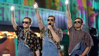 The Lonely Island Released A Low-Budget Version Of A Song They Wrote For An Oscars Bit That Never Happened