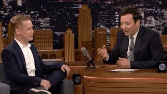 Macaulay Culkin Talks 'Home Alone' Conspiracy Theories With Jimmy Fallon