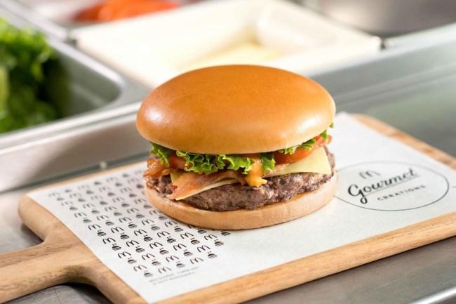 mcdonalds-wagyu beef burger australia