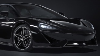 The New McLaren 570GT MSO Black Collection Is The Supercar Bruce Wayne Would Drive