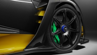 McLaren Special Operations Just Created A Carbon Fiber 'Senna' Supercar That's An Absolute Beast