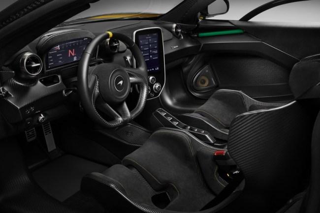 McLaren Special Operations Senna Carbon Fiber