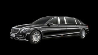 $1 Million Mercedes-Maybach Pullman S650 Is Armored, Ultra Luxurious, Bigger Than Your Studio Apartment