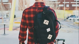 The Mountain Briefcase From Topo Designs Can Be Worn As A Backpack, Briefcase, Or Sling