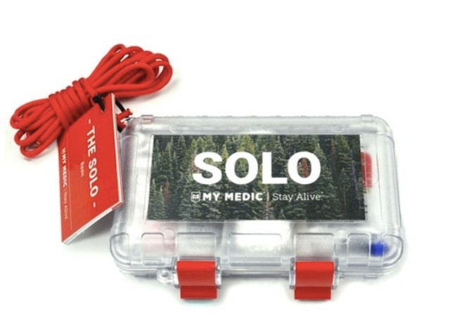 My Medic the solo first aid kit