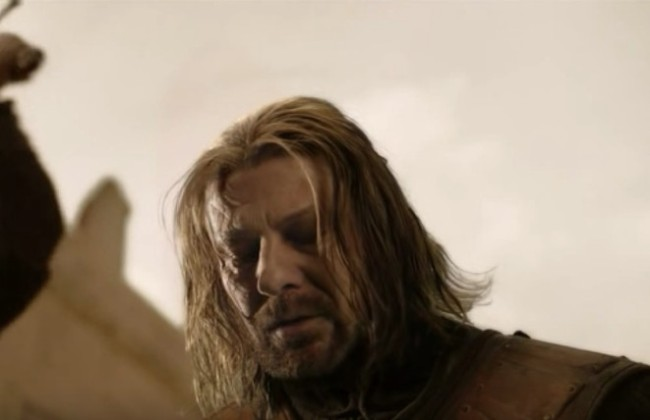 Ned Stark Final Words Game of Thrones