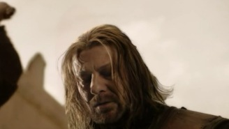 Sean Bean Reveals What Ned Stark's Final Words Before He Was Beheaded On 'Game Of Thrones'