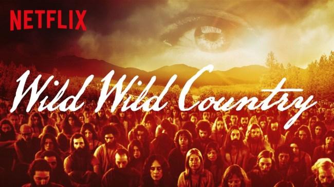 Netflix Documentary Wild Wild West Rajneesh
