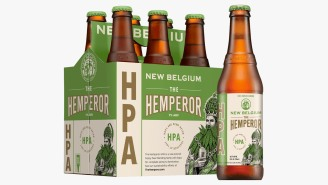 New Belgium's Latest Beer Is Illegal In One State