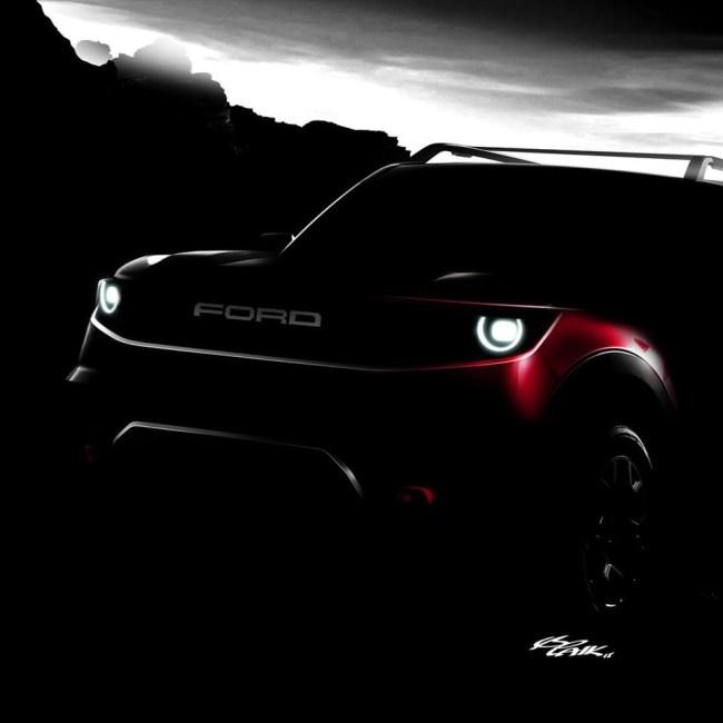 new ford hybrid suv