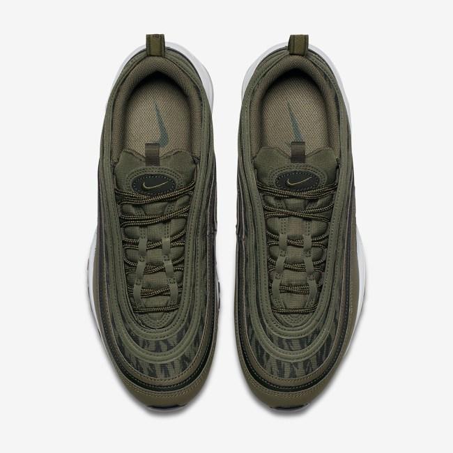 Nike Camo-Styled Air Max 97