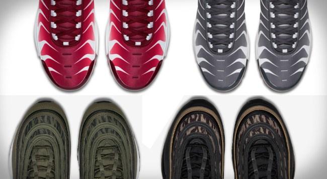 Nike Tuned Air Camo Max 97