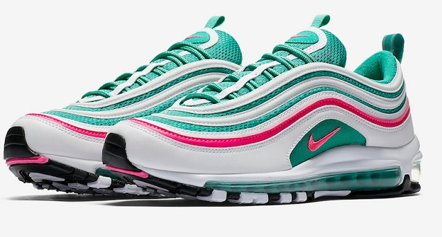 Nike Is Releasing Two 'South Beach' Inspired Air Max