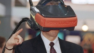 Looking Back At The Epic 1995 Failure That Was Nintendo's Virtual Boy, Their Worst-Selling Console Ever