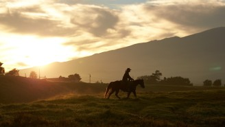 Parker Ranch On Hawaii's Big Island Has Been Home To Cowboys For Centuries And It's A Rugged Paradise