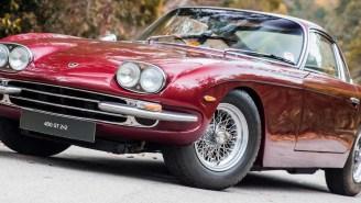 You Can Own Sir Paul McCartney's 1967 Lamborghini 400GT Coupé But It Won't Come Cheap