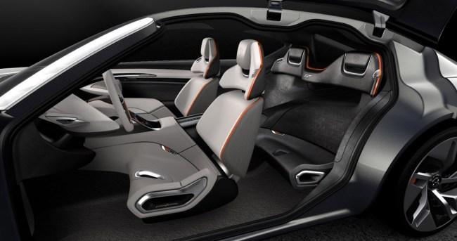 Pininfarina HK GT Electric Specs