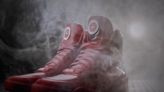 Pizza Hut Unveils 'Pie Tops II', Marinara-Inspired High-Top Sneakers That Can Order Pizza For You