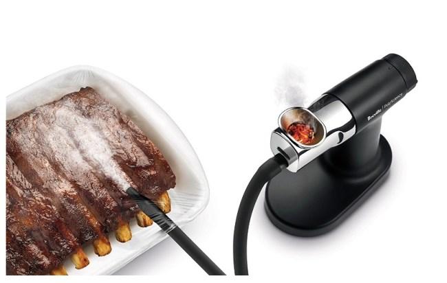 Breville PolyScience The Smoking Gun Pro Cold Smoker Mixology