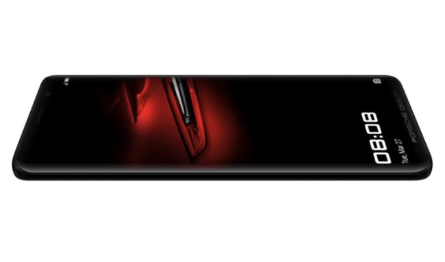 porsche design huawei mate rs smartphone