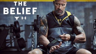 Dwayne 'The Rock' Johnson, Under Armour Launch New 'Chase Greatness' Project Rock Collection