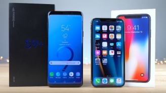 Samsung Galaxy S9+ Is The Fastest Phone On The Planet, Defeats iPhone X In Real-Life Speed Tests