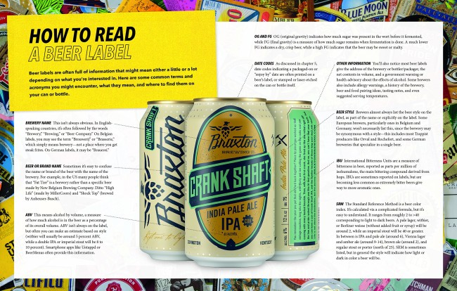 scratch and sniff guide to beer 2