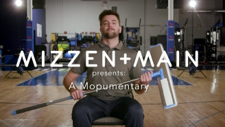 Mizzen+Main Moisture-Wicking Shirts Want To Make Life Easier On Sweat Moppers This March Madness Season