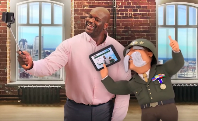 shaq the general insurance commercial
