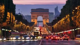 Paris Is Experiencing A Mass Exodus As People Leave Before Lockdown