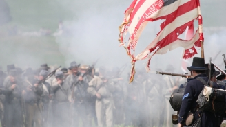 FBI Searching Site Where Legend Of A Ton Of Union Gold Worth $55 Million From Civil War Said To Be