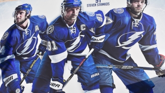 Tampa Bay Lightning's Victor Hedman Has A Bizarre Pregame Ritual But I Kind Of Love It