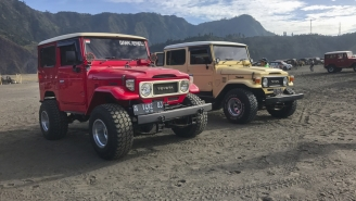 Everything You Should Know About The Toyota Land Cruiser, The Truck That Put Toyota On The Map