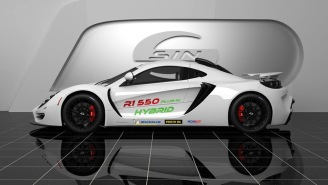 The Just Unveiled Sin R1 550 Hybrid Supercar Is Definitely Not Your Ordinary Electric Vehicle
