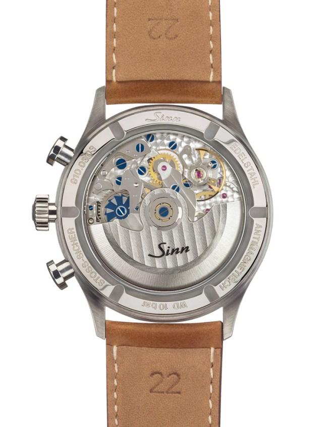 Sinn 910 SRS Flyback Chronograph Baselworld