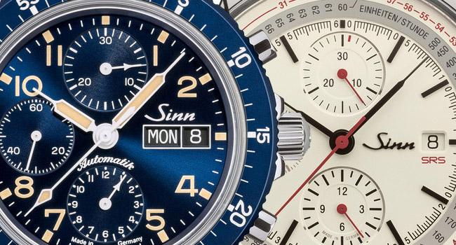 Sinn New Chronographs 103 910 Baselworld