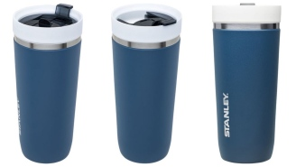Load Up On The Stanley Ceramivac Vacuum Tumbler (24oz) While It's On Sale!