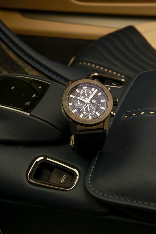 TAG Heuer Aston Martin Special Edition