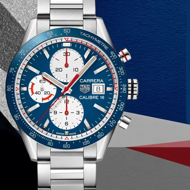 TAG Heuer New Carrera Collection Baselworld