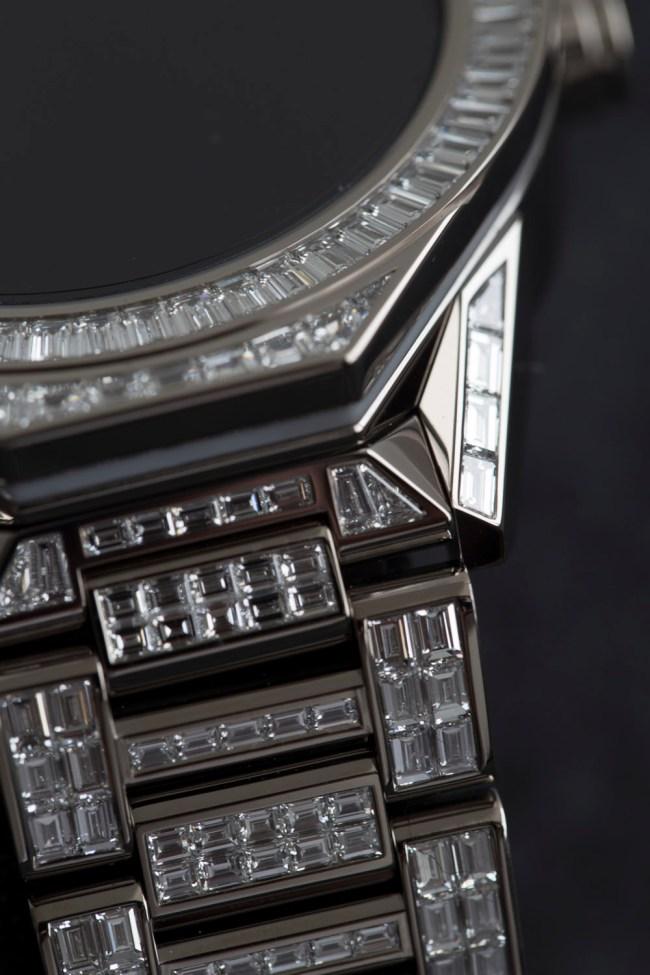 TAG Heuer Connected Modular Full Diamond