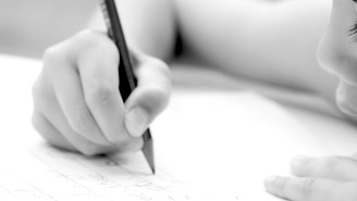 Thanks To Technology Many Kids Today Don't Have The 'Strength And Dexterity' To Use A Pencil