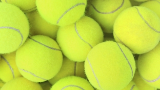 The Internet Is Being Torn Apart By A Debate Over Whether Tennis Balls Are Green Or Yellow