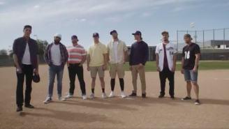 Milwaukee Brewers Reenact Iconic Scene From 'The Sandlot' Shot-For-Shot