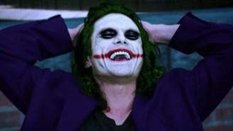 Some Evil Genius Edited Tommy Wiseau's Joker Into Heath Ledger's Amazing Performance