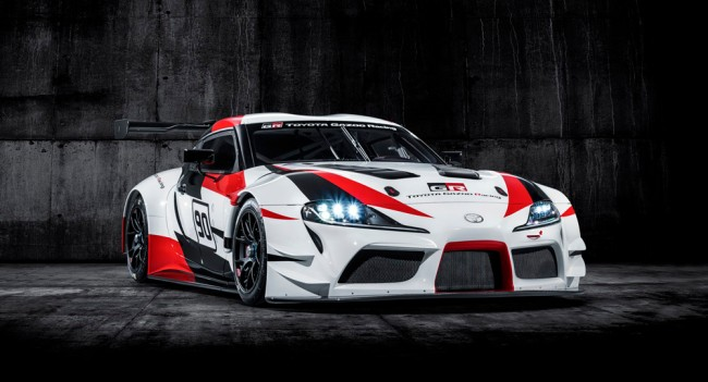 Toyota GR Supra Geneva Motor Show